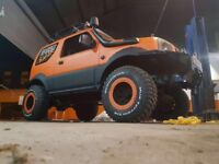Extraordinary Suzuki Jimny Off Road Off Roader 4x4 highly modified / not land rover jeep