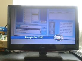 "Bush 22"" LCD Flat Screen TV"
