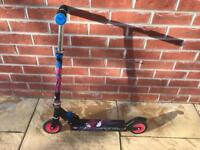 Boys Amazing Spider-Man 2 Folding Scooter