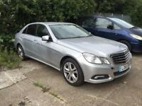 MERCEDES BENZ E220 61 PLATE AUTOMATIC LOW MILES PCO BADGE £3900