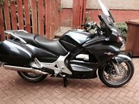 2014 Honda ST1300 A-E one owner with full history (5 stamps)