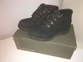 Ladies Timberland Boots for sale- size 5