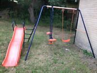 Swing Set Slid