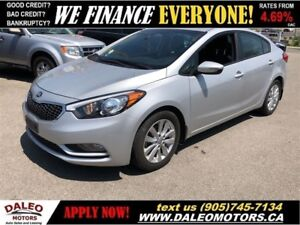 2015 Kia Forte 1.8L LX+| BLUETOOTH| SATELLITE RADIO