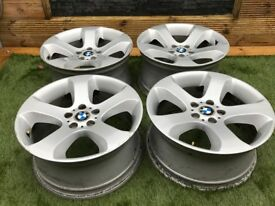 BMW Style 132 Alloy Wheels Staggered set Borbet E39 e38 e36 e46 e90 x5 x6