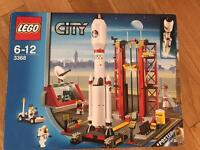 Lego City Space Command Centre (3368)