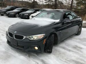 2014 BMW 4-Series 435i, CONVERTIBLE, M