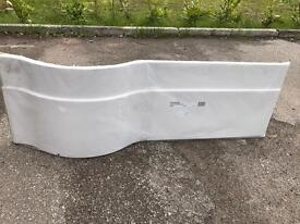 Beresford P shaped bath side panel right hand 1700 mm