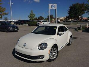2012 Volkswagen Beetle Highline 2.5L 6sp at w/ Tip