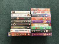Job Lot of Assorted VHS videos including some Disney films