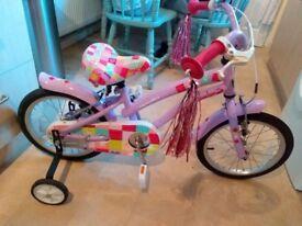 Girls Apollo cherry lane bike