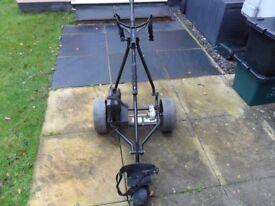 powercady electric golf trolley