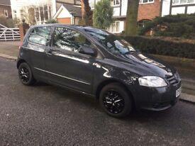 VW FOX (2009) - 59 PLATE 3dr HATCHBACK - MOT to DEC 2018 - LOW MILES - NO FAULTS - £1695 ono