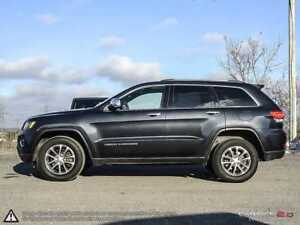 2016 Jeep Grand Cherokee LIMITED | SUNROOF LEATHER HEATED SEATS