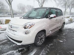 2014 Fiat 500L Lounge*FULLY LOADED VERY LOW KM'S