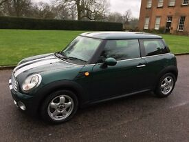 2009 59 MINI ONE 1.4 **PART EXCHANGE AVAILABLE** **LOW MILES** *ONE FORMER LADY OWNER**