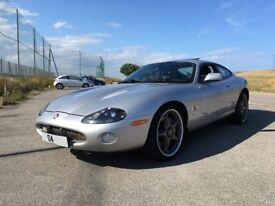 Jaguar XKR (2004) 4.2 Supercharged V8