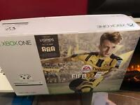 Brand new sealed Xbox one s Fifa 17 £200 no offers