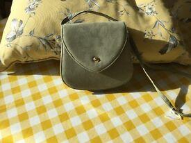 Brand new shoulder bag Light green