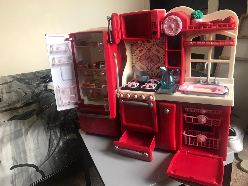 our generation gourmet kitchen set and accessories | in portsmouth