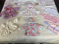 Baby girls clothes bundle over 240 items
