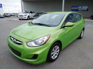 2014 Hyundai Accent GL,CRUISE,A/C,BLUETOOTH,SIEGES CHAUFFANTS