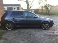 Golf mk4. 25th anniversary spares or repairs. Drives but gearbox is on its way out
