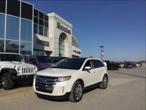 2013 Ford Edge Limited AWD, Bluetooth, Clean Carproof