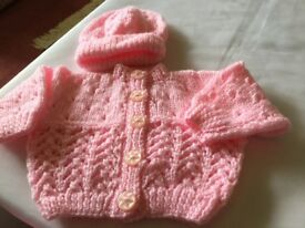Hand knitted cardigans rand new £3 each call 07812980350 I can deliver if local