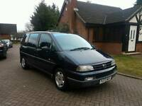 Peugeot 806 1.9 DIESEL 8 seater limited edition