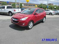 2011 HYUNDAI TUCSON AWD LIMITED Limited  ***inspecter***