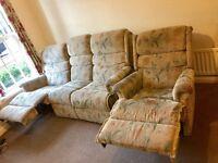 Reclaimer Sofa for sale