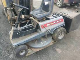 Mtd ride on lawn mower spares or repair lawnmower tractor