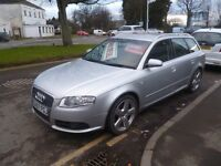 Audi A4 Avant S Line,170 bhp estate,FSH,clean tidy estate car,runs and drives as new,SA07FGJ