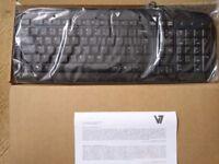 USB keyboard.
