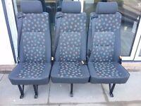 Mercedes Vito Seats