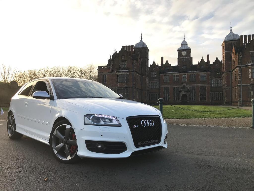 Audi S3 S Tronic Dsg Black Edition Tts Q7 Bmw M3 X5 335d Rs4 In