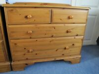 DUCAL CHEST OF DRAWERS - very good condition - Pair available