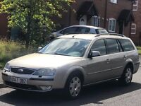 2005 Ford Mondeo 2.0 TDCi LHD SPANISH LEFT HAND DRIVE