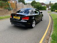 2009 BMW 120D Coupe M-Sport - Manual