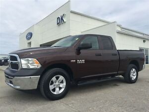 2014 Ram 1500 SXT 4X4 Accident Free / Two Sets Of Tires And Rims