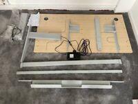 DeskRite 500 Electric Sit/Stand Desk