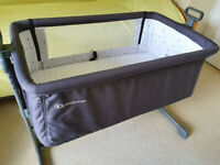 Baby crib Excellent condition and washed. Kinderkraft.