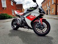 ** RARE YAMAHA R1 LAST OF THE 4C8'S 2010 PLATE **