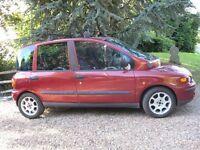 VERSATILE MULTI PURPOSE 6 SEAT DIESEL CAR