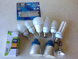Light bulbs x 12