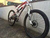 Lapierre men's full suspension bike zesty 214