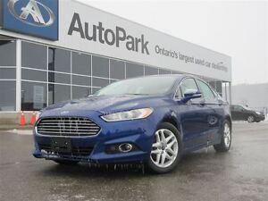 2015 Ford Fusion SE  Bluetooth  Heated Leather Seats  Xenon Ligh