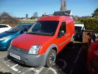 Ford Transit Connect 57 reg 95,000 miles NO VAT.