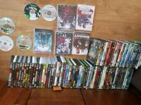 Over 120 dvds and box sets